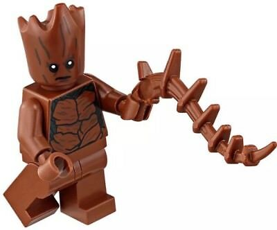 LEGO Avengers Infinity War #76102 Teenage Groot Minifigure Guardians 76081
