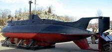 SS-X-1 USS Nautilus Midget SSX1 Submarine Desktop Wood Model Big New