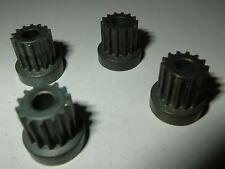 4 X Timing Pulley 3mm Pitch,  Nema 17 Stepper GT3 CNC RepRap Prusa Mendel Huxley