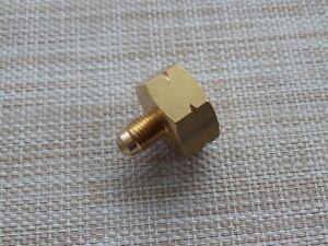 1x-Flaschenadapter-fuer-Kaeltemittel-Reduzierventil-Linksgewinde-W21-7F-Sae-1-4