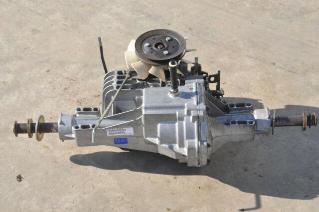 Kubota T1870 Hydrostatic Transmission Hydro Gear K1082-11111 315-2000  K1132-1112