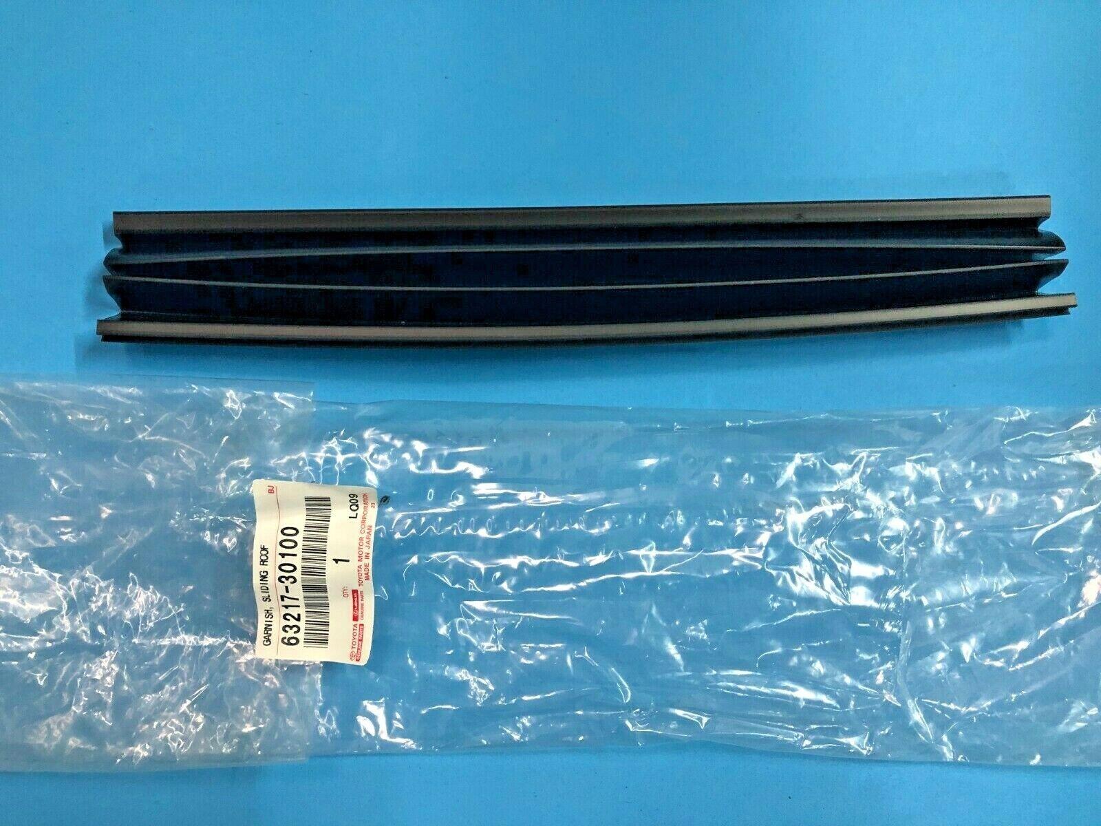 6321730100 Genuine Toyota GARNISH  SLIDING 63217-30100