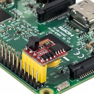 sunfounder pcf8563 iic i2c real time clock and ds18b20 temperatureimage is loading sunfounder pcf8563 iic i2c real time clock and