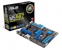 Asus M5a97 R2.0 Am3+ Amd 970 Sata 6gb/s Usb 3.0 Atx Amd Motherboard