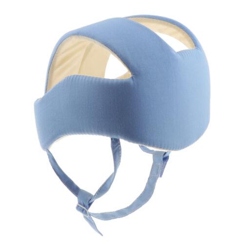 Baby Infant Toddler No Bumps Safety Helmet Head Cushion Bumper Bonnet