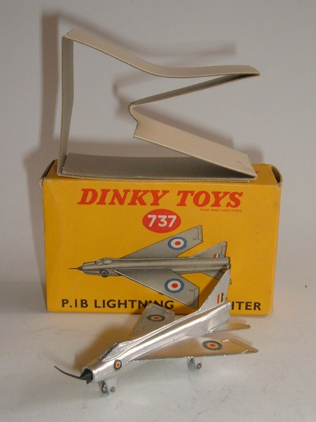Dinky Toys No. 737, P.IB Lighting Fighter - Superb Mint