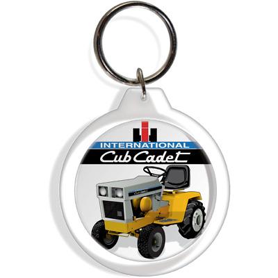 Cub Cadet International Garden Tractor 149 169 IH Key Ring FOB chain Keychain