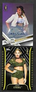 2017-Topps-NXT-AUTOGRAPH-174-Lacey-Evans-1st-AUTO-76-99-With-RC-R-42-SP-15-25