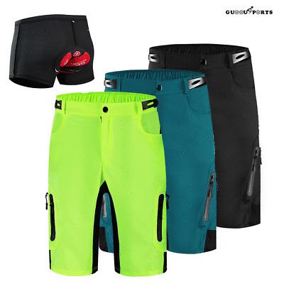 Cycling Underwear Bicycle Mountain Shorts Riding Bike Sport Underwear Padded