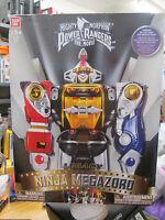 Power Rangers Legacy Ninja Megazord Die Cast