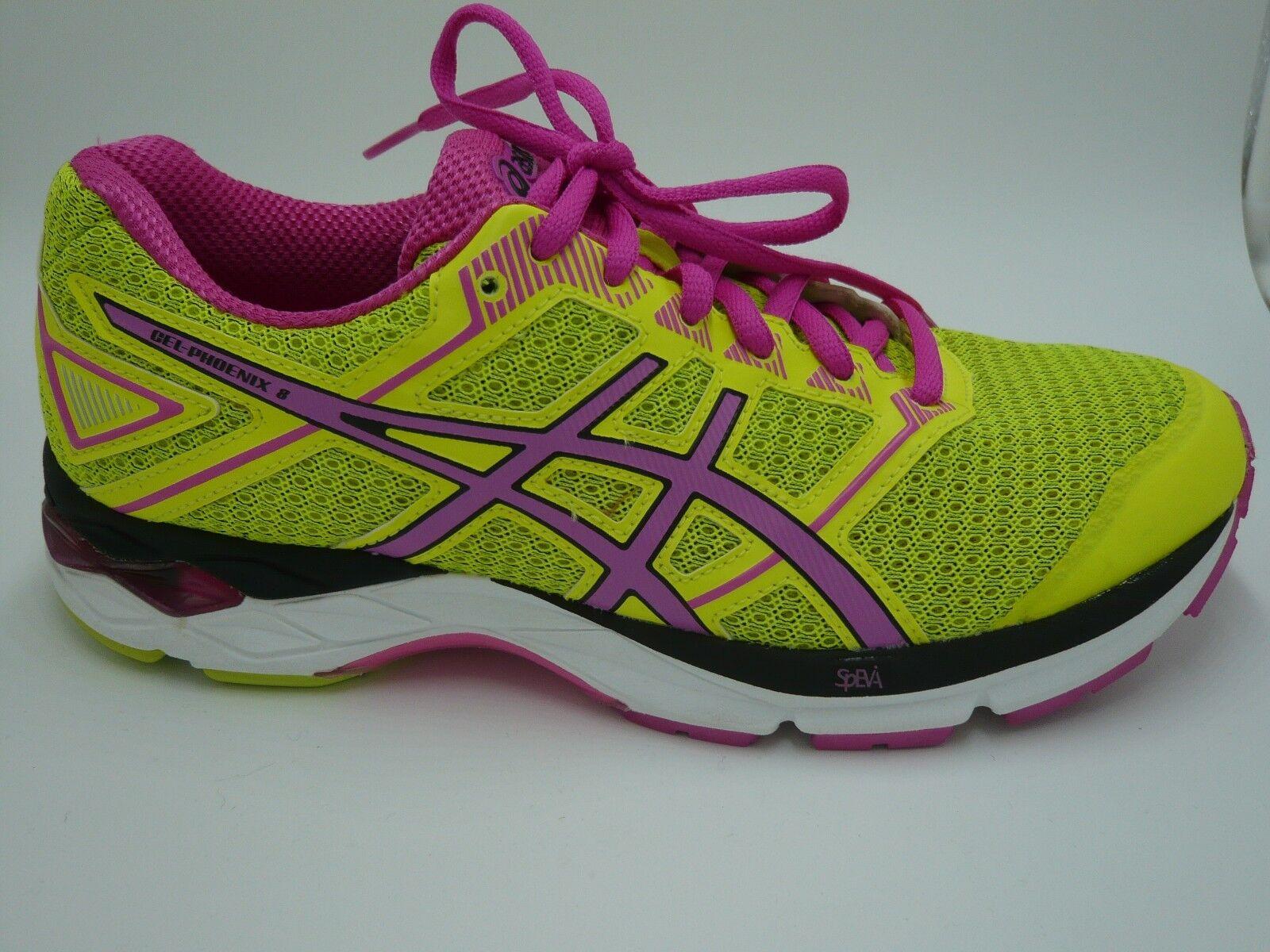 ASICSGEL-PHOENIX 8 Damen RUNNING Schuhe, Schuhe, Schuhe, Damenlaufschuh, Größe 39, neongelb 093b92