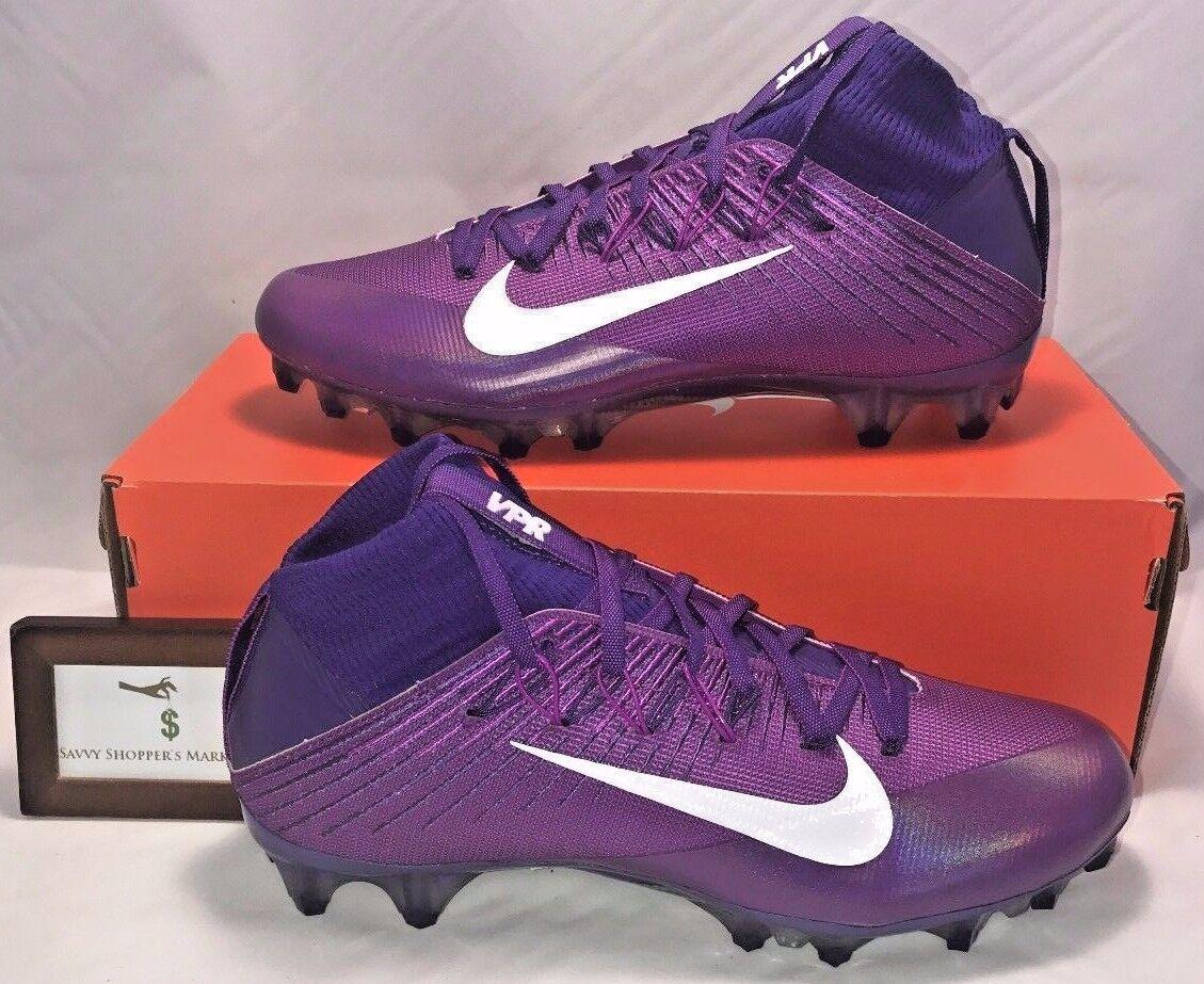 Nike Uomo dimensioni 15 vapore intoccabile 2 purple rare baltimore ravens limitata nuove rare purple d8e4e8