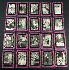 1995 KRC International I Love Lucy Insert Set (S1-S20) Nm/Mt