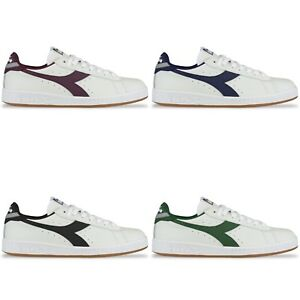 Red Game Black Low L Diadora White Trainers zPg1w