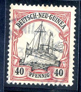GERMANY-NEW-GUINEA-Yvert-13-Used-VF