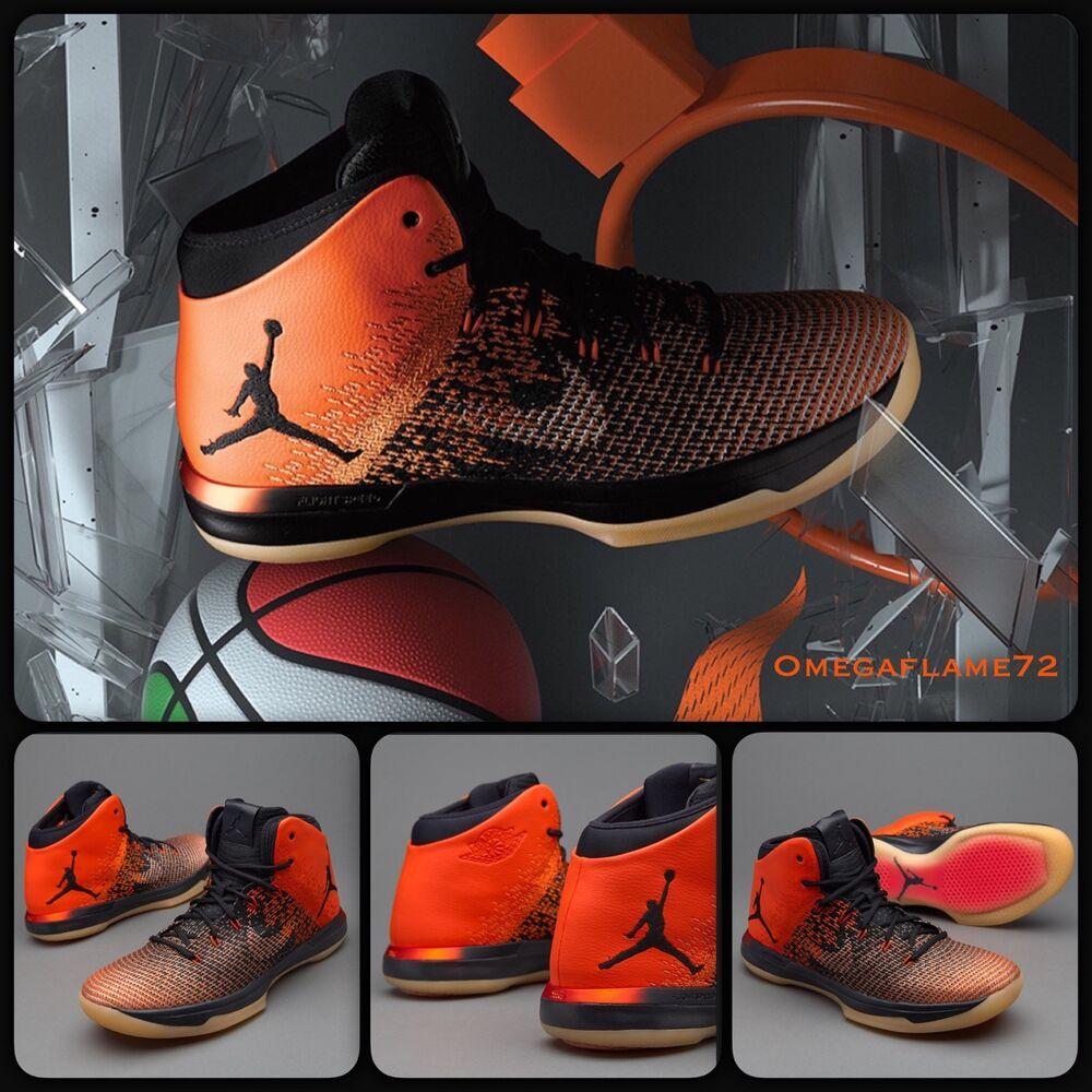 Nike Air Jordan XXXI 31 shatterd PLANCHE 845037 021 021 021 UK 8 EU d8fc47