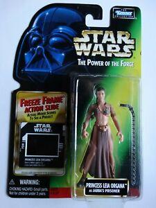 1997-Star-Wars-POTF-Princess-Leia-Prisoner-Freeze-Frame-Action-Slide-Figure