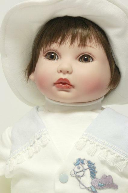 Scottie, Limited Edition Artist Doll LE  21/50 by Beverly Stoehr