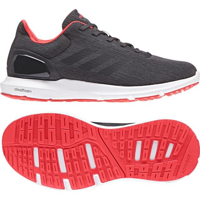 adidas cosmico 2 w grigio rosso le donne bianche di scarpe da corsa, scarpe da ginnastica cp8712