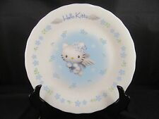 Hello Kitty China/Porcelain Angel Plate - Sanrio 2000 - Mint condition