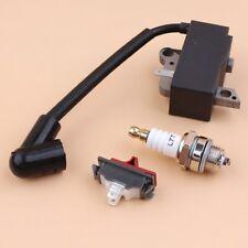 Ignition Coil Stop Switch Kit fit Husqvarna 51 55 EPA 55EU1 55 Rancher 254 257