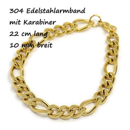 Acero inoxidable pulsera Stainless Steel plata Bracelet brazalete pulsera de acero inoxidable