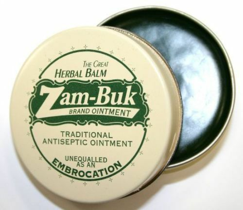 Zam-Buk Brand Ointment Herbal Traditional Antiseptic Ointment 20g