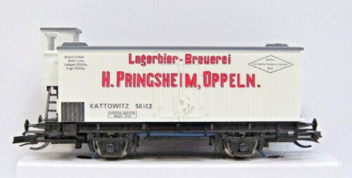 Bierwagen Brauerei Pringsheim Oppeln,Ep.I,TT,1:120,PSK Modelbouw,4796,NEU,OVP