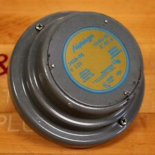 "Adaptabuzzer 340A-N5 Audible Signal Appliance, 120 VAC Base 5-1/4"" - USED"