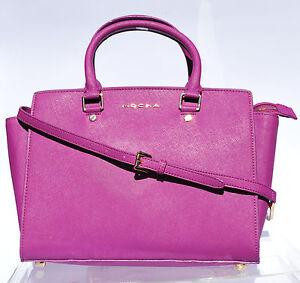 Image Is Loading Handbag Woman Australia Brand Mocha Geniune Leather