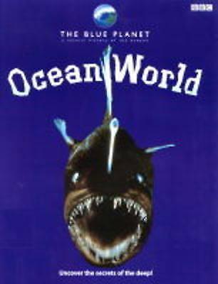 """AS NEW"" BBC, Blue Planet- Ocean World(Pplcwj), Hardcover Book"