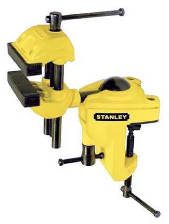 Stanley 83-069M multi angle vise | Swivel Base, 2-7/8 In (Cast Aluminum Steel)