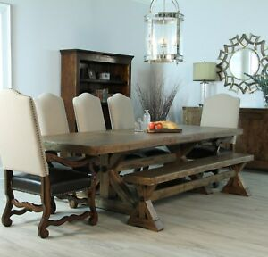 Durango Wood Rustic Table Extension