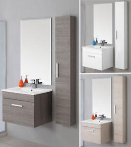 Móvil muebles cuarto de baño por 60 con wall-e COLONNA baño FD | eBay