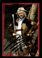 Dirc Simpson im Tal des Todes Autogrammkarte Original Signiert # BC 70402