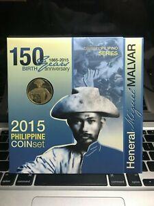 General-Malvar-New-Design-Series-BSP-Bangko-Sentral-ng-Pilipinas-Coin-set-2015