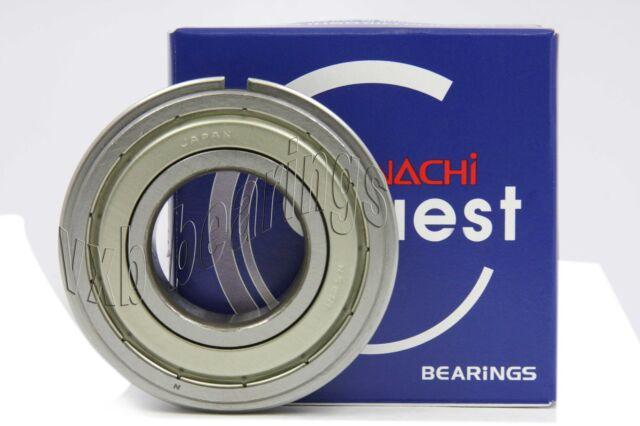 6206-2NSENR Nachi Bearing 30x62x16 Sealed C3 Snap Ring Japan Ball Bearings 9774