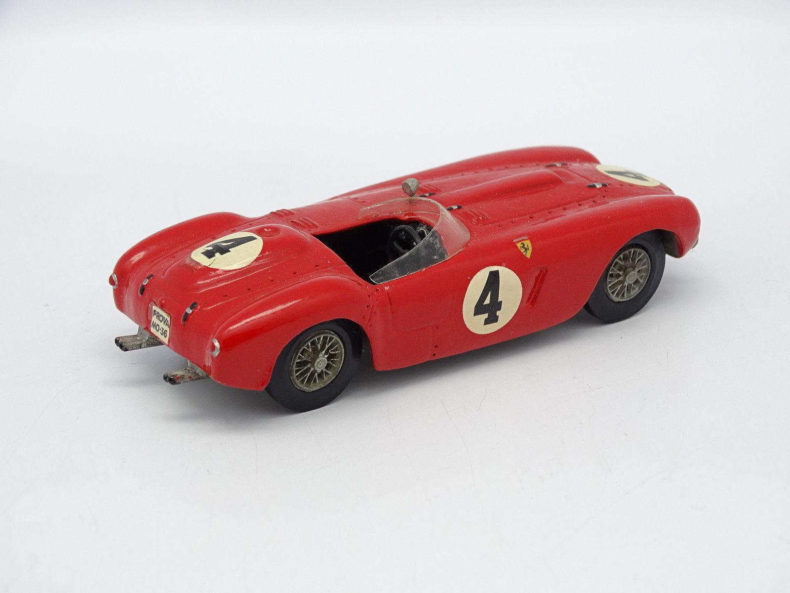 John Day Kit Monté Métal Métal Métal 1 43 - Ferrari 375 Plus Le Mans 1954 3b3088