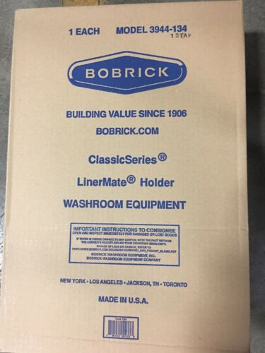 For 12 Gallon Waste Receptacle BOBRICK B3944-134 LinerMate for B-3944