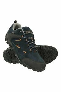 Mountain Warehouse Mens Walking Shoes Waterproof Breathable 100% Rubber Boots
