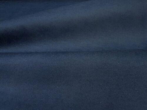 Wildleder-Imitat Stoff für Reitsport Reithose Vollbesatz o.Möbelstoff 1,1mm Dick