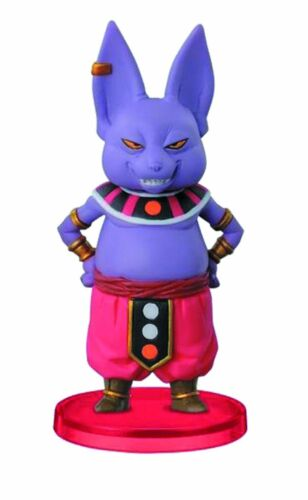 Dragon Ball Super God of Destruction Champa World Collectible Figure Volume 1