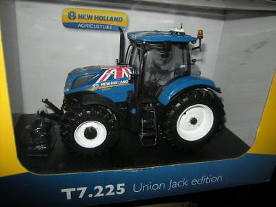 UH 5297 Fiat 850 DT Traktor mit Allrad Limited Edition 1:32 NEU in OVP
