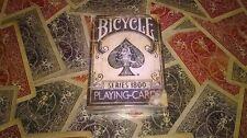"NEW MAGIC TRICK ""MARKED MORPH"" DECK - Series 1800 Magic Deck Bicycle Cards USPCC"