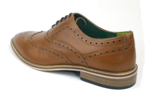 À Frank Habillé Zeno Lacets Brun Homme Richelieu Cuir Bronzage James Chaussures wqrfyHqX1