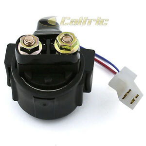 ATV, Side-by-Side & UTV Parts & Accessories Premium Starter Relay Solenoid FITS YAMAHA BADGER 80 YFM80 1985-2001 ATV NEW Auto Parts & Accessories