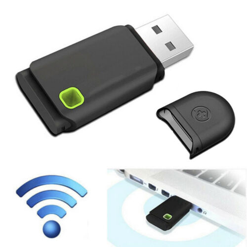 Mini Wireless USB WiFi Adapter 300Mbps Receiver External Network Card 802.11n