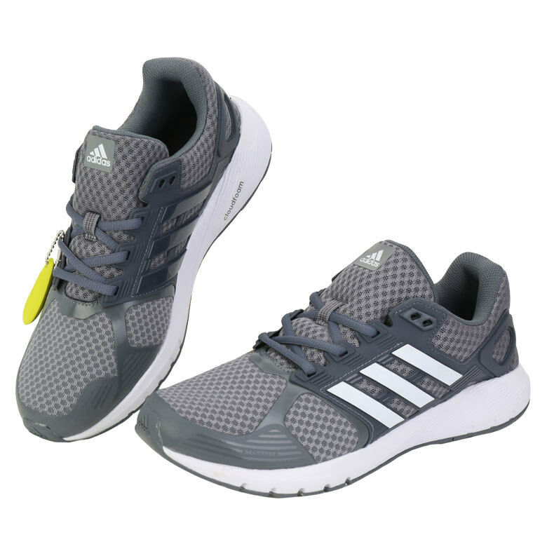 Adidas Duramo 8 Running Chaussures BB4656 Athletic Sneakers Bottes Runners Gris Chaussures