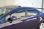 thumbnail 1 - 🚀MUGEN WINDOW VISORS FITS 2012 2013 2014 2015 HONDA CIVIC 4DR