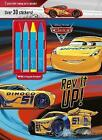Disney Pixar Cars 3 Rev it Up!: 2 Collectible Trading Cards Included by Parragon Books Ltd (Mixed media product, 2017)
